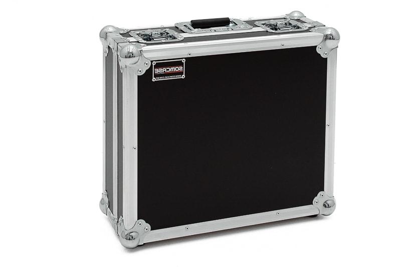 Hard Case Para Par De Toca Disco Reloop RP 7000 Mk2