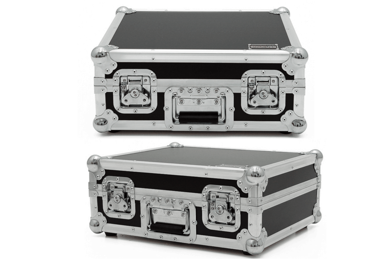Hard Case Para Par De Toca Disco Reloop RP 8000 Mk2