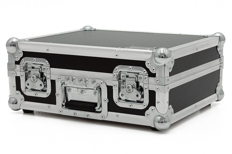 Hard Case Para Par De Toca Disco Technics Mk2  - SOMCASE