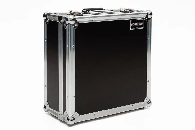 Hard Case Pata Caixa Bateria 45x22x45cm
