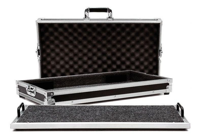 Hard Case Pedais e Pedaleiras 70x45 Plataforma