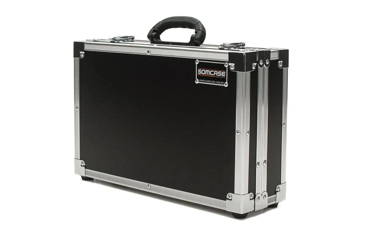 Hard Case Projetor Benq ( 30 x 11,5 x 22 cm ) + Espaço acessórios