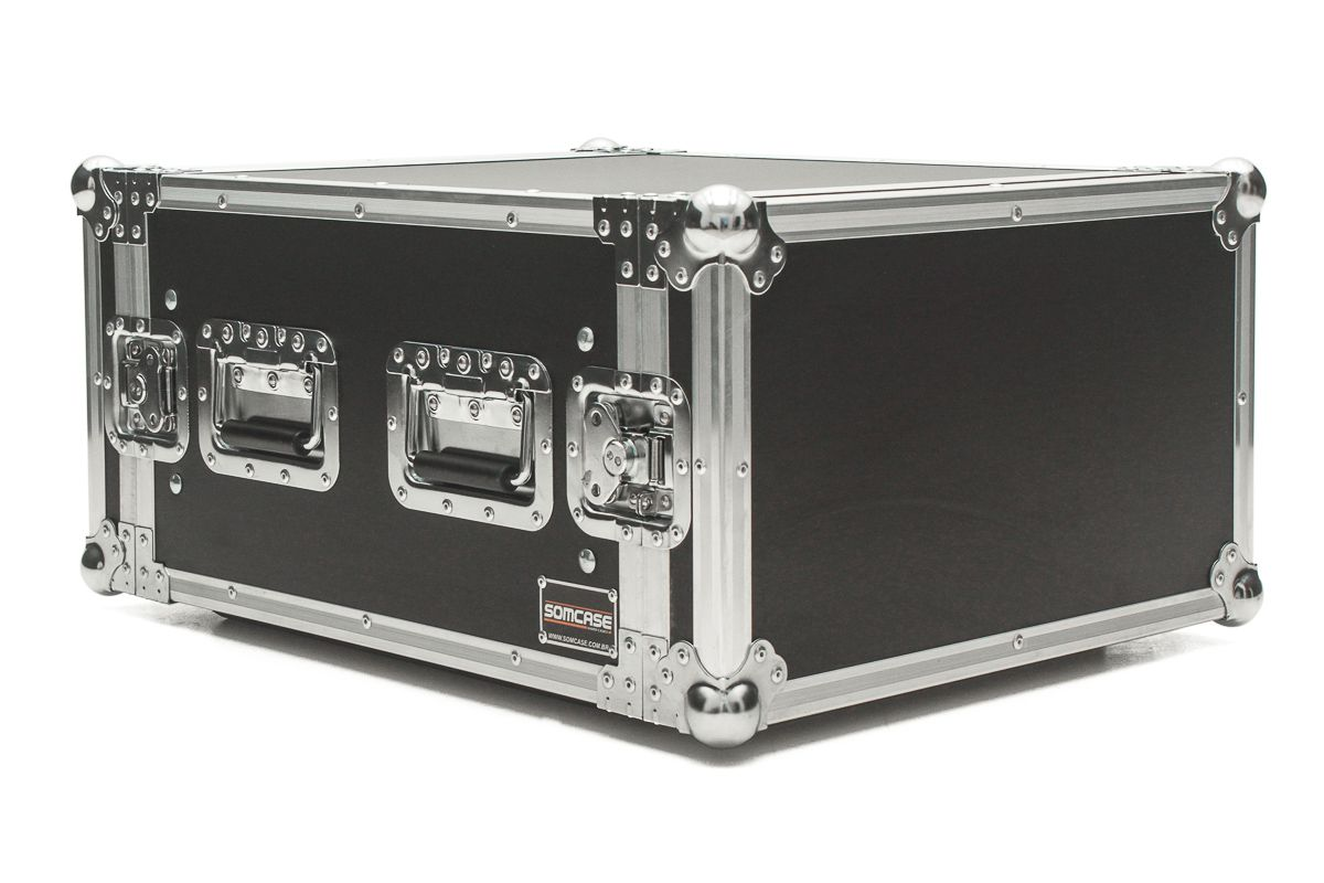 Hard Case Rack 10U Amplificadores - EMB10