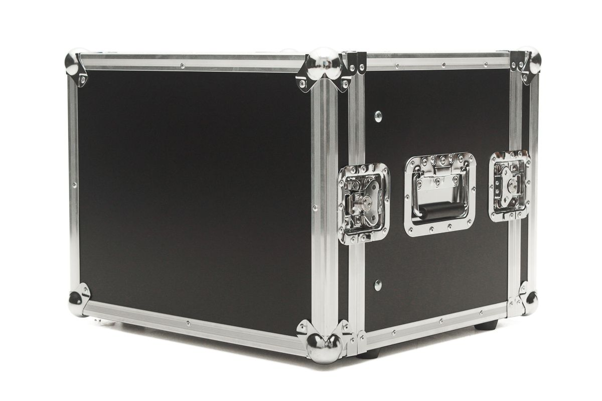Hard Case Rack 10U Periféricos - EMB6