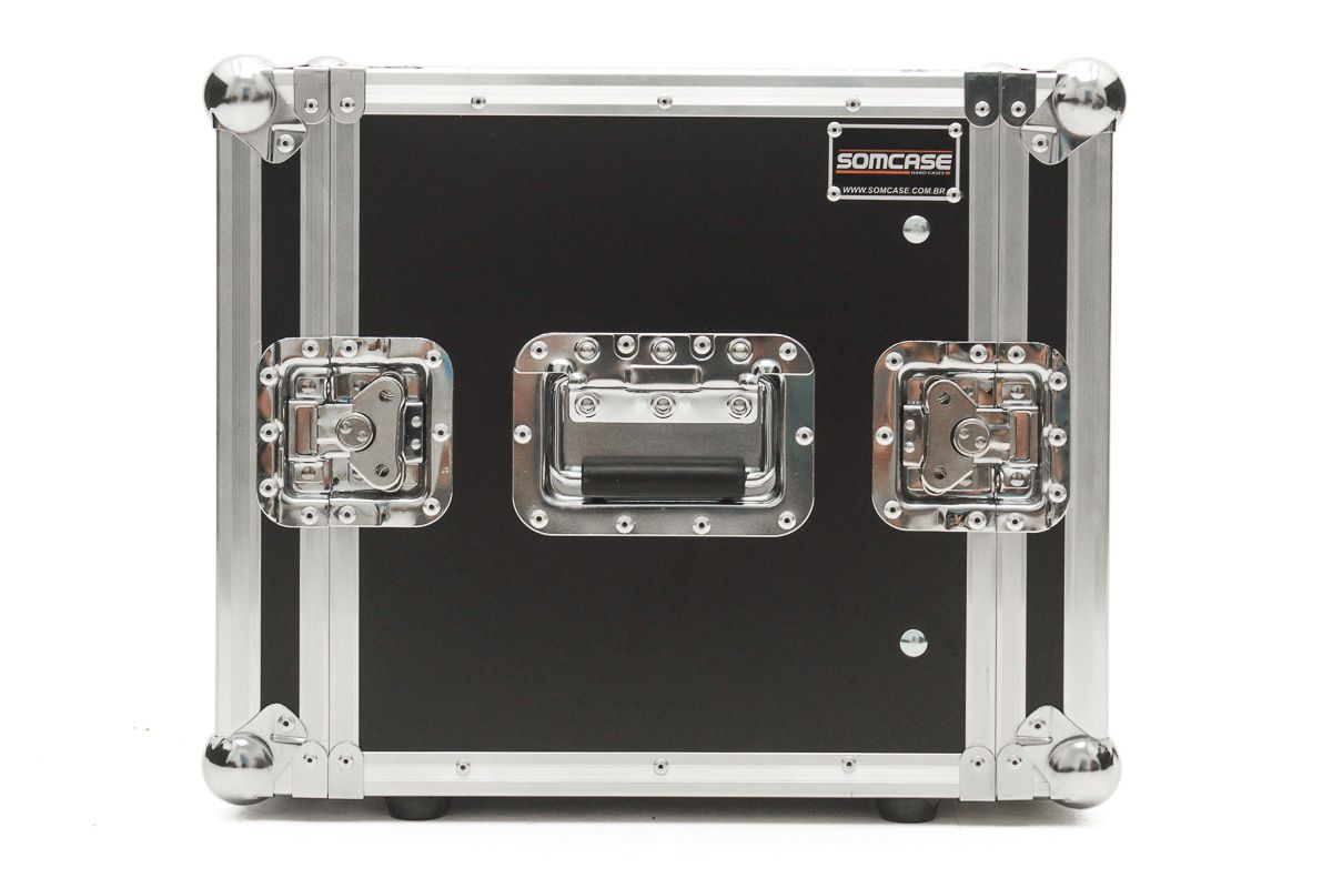 Hard Case Rack 10U Periféricos - EMB6  - SOMCASE