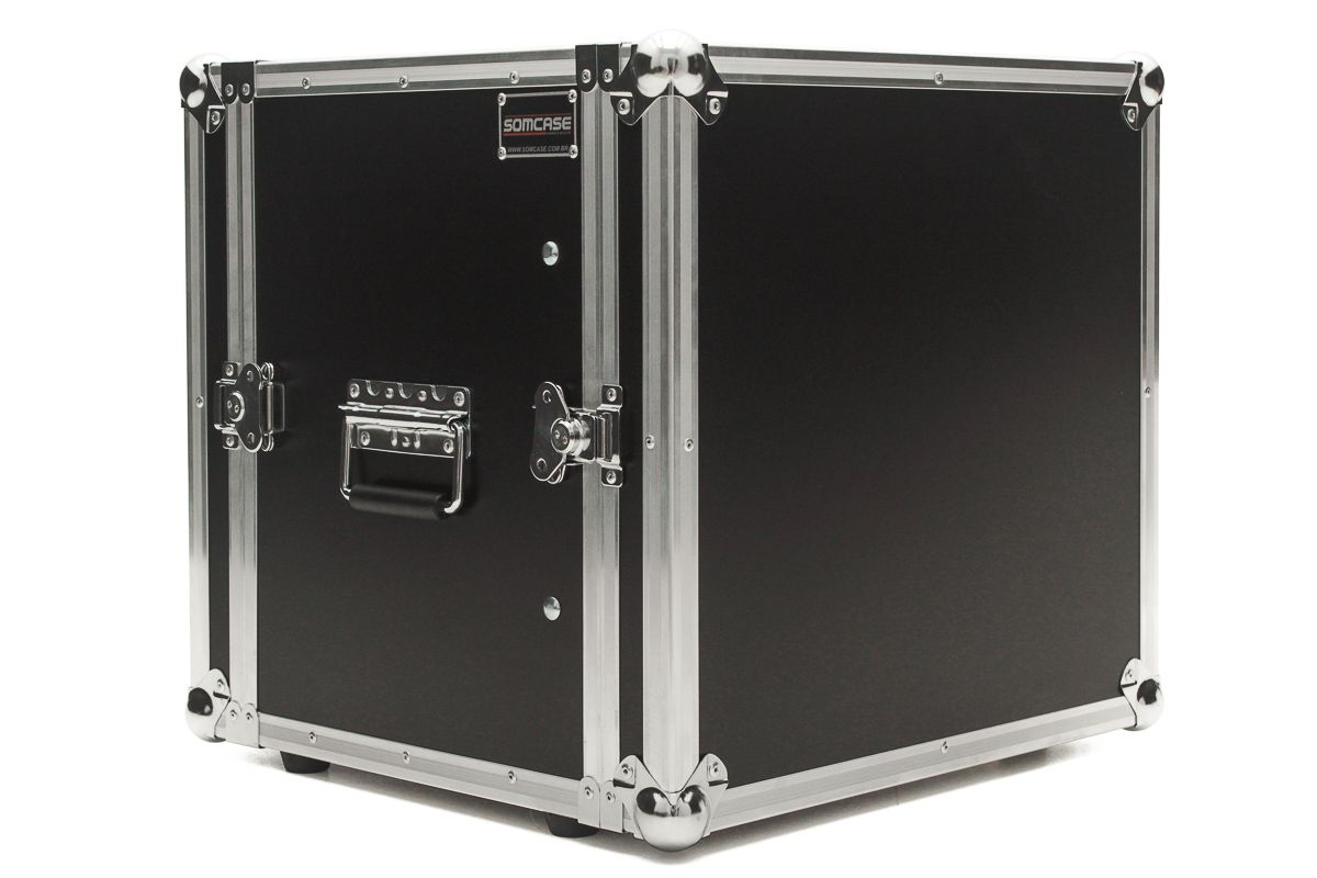 Hard Case Rack 10U Periféricos - EXT6