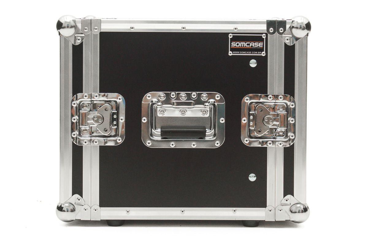 Hard Case Rack 12U Periféricos - EMB10
