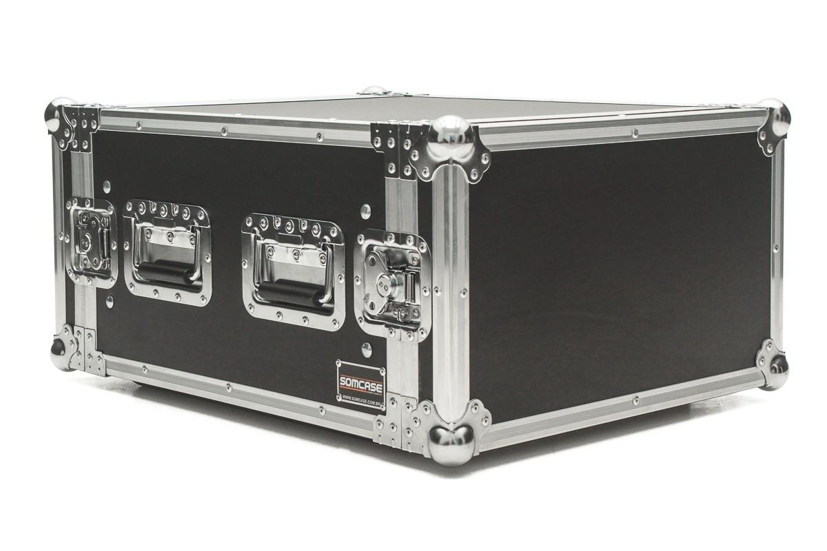 Hard Case Rack 4U Amplificadores - EMB10
