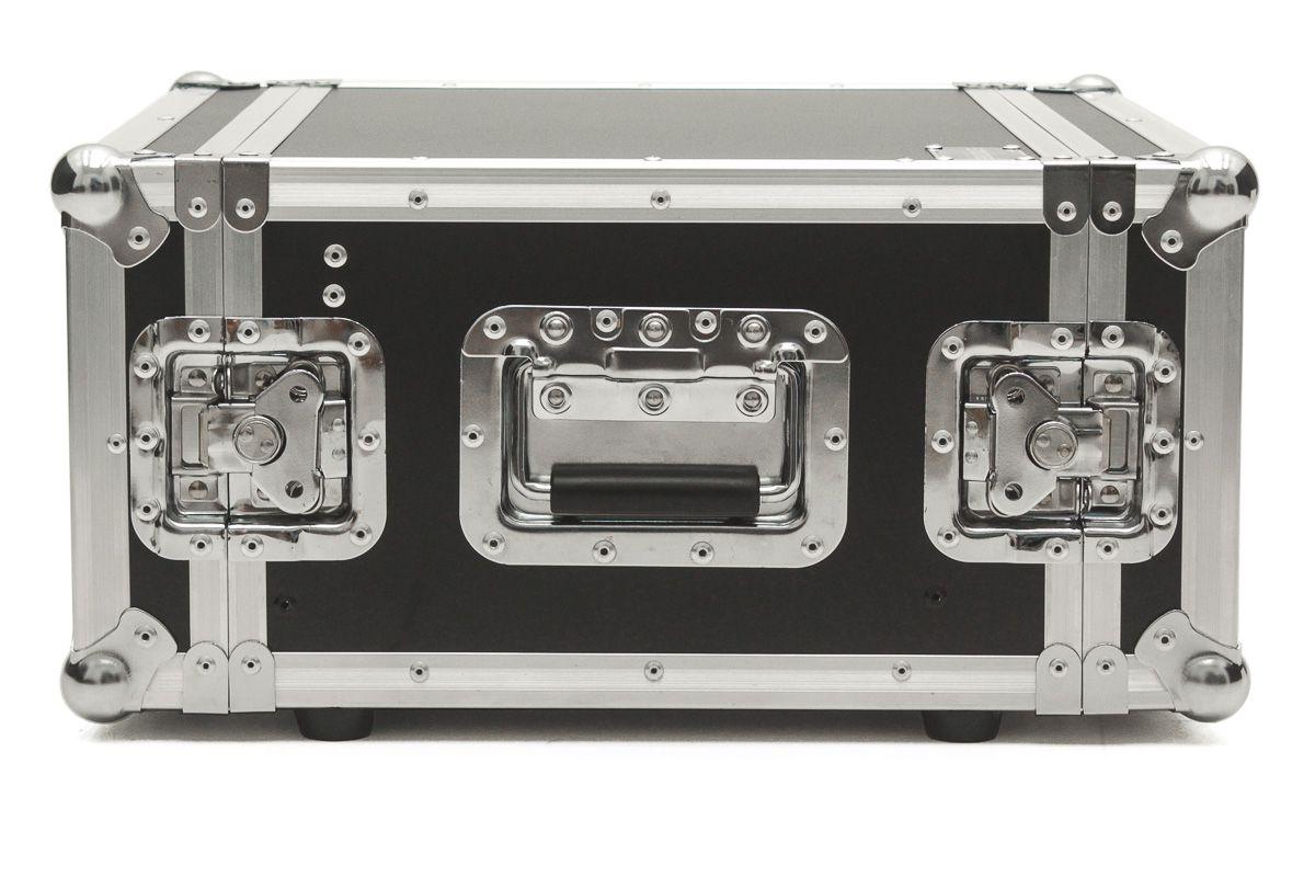 Hard Case Rack 4U Periféricos c/ Gaveta - EMB6