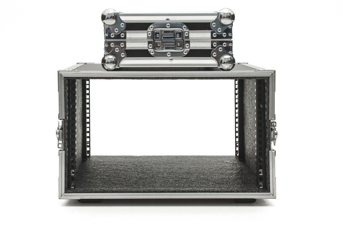 Hard Case Rack 6U Amplificadores Potencia - EMB10