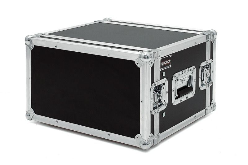 Hard Case Rack 6U Periféricos - EMB6