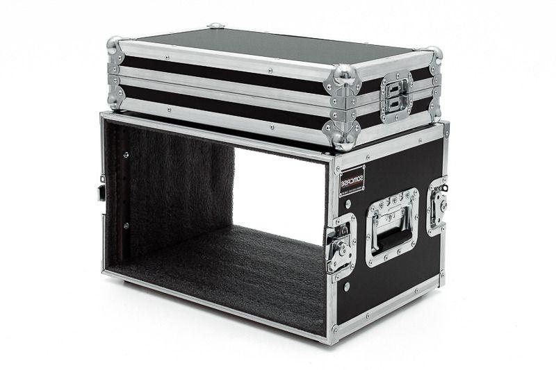 Hard Case Rack 6U Periféricos - EMB6