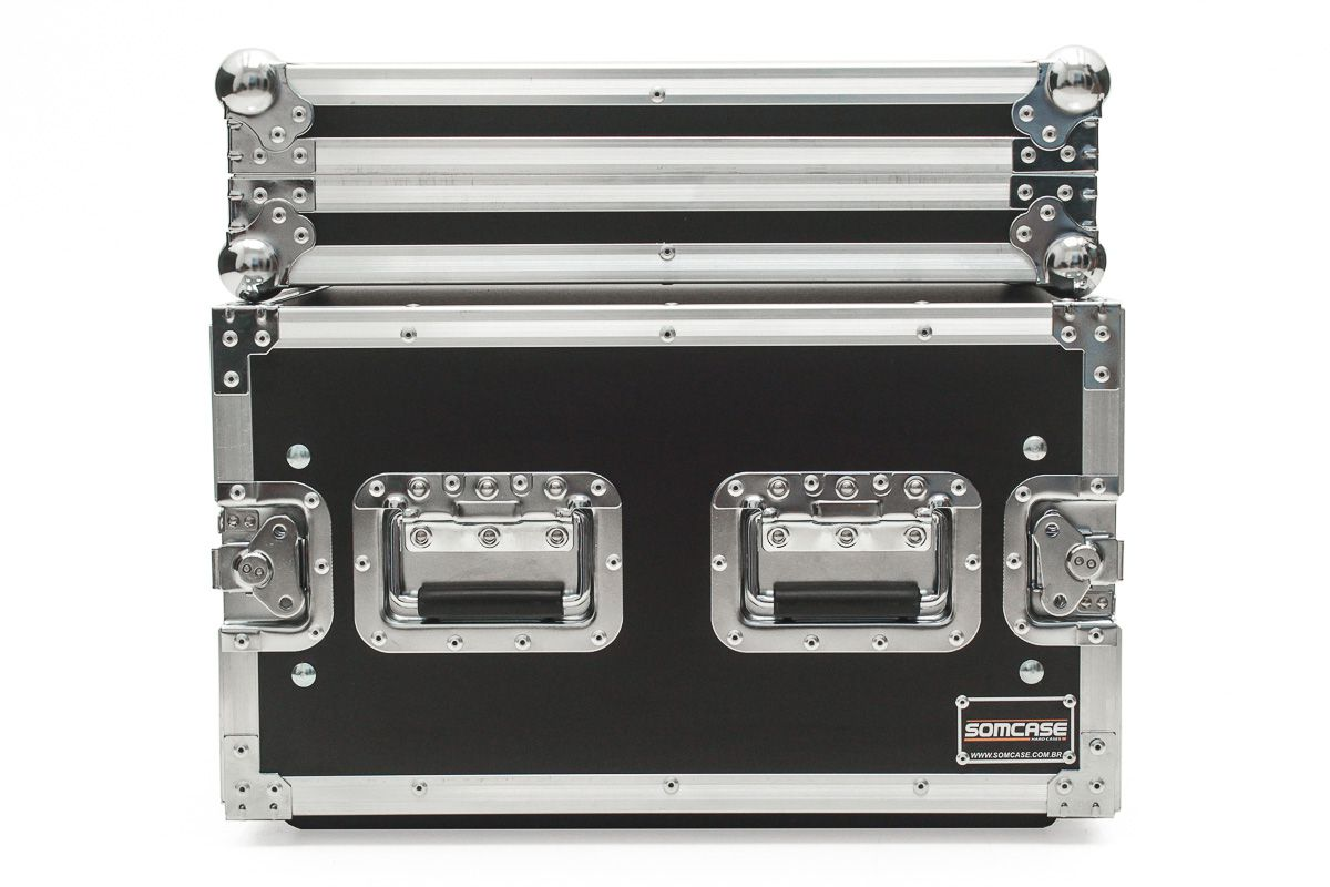 Hard Case Rack 9U Amplificadores - EMB10