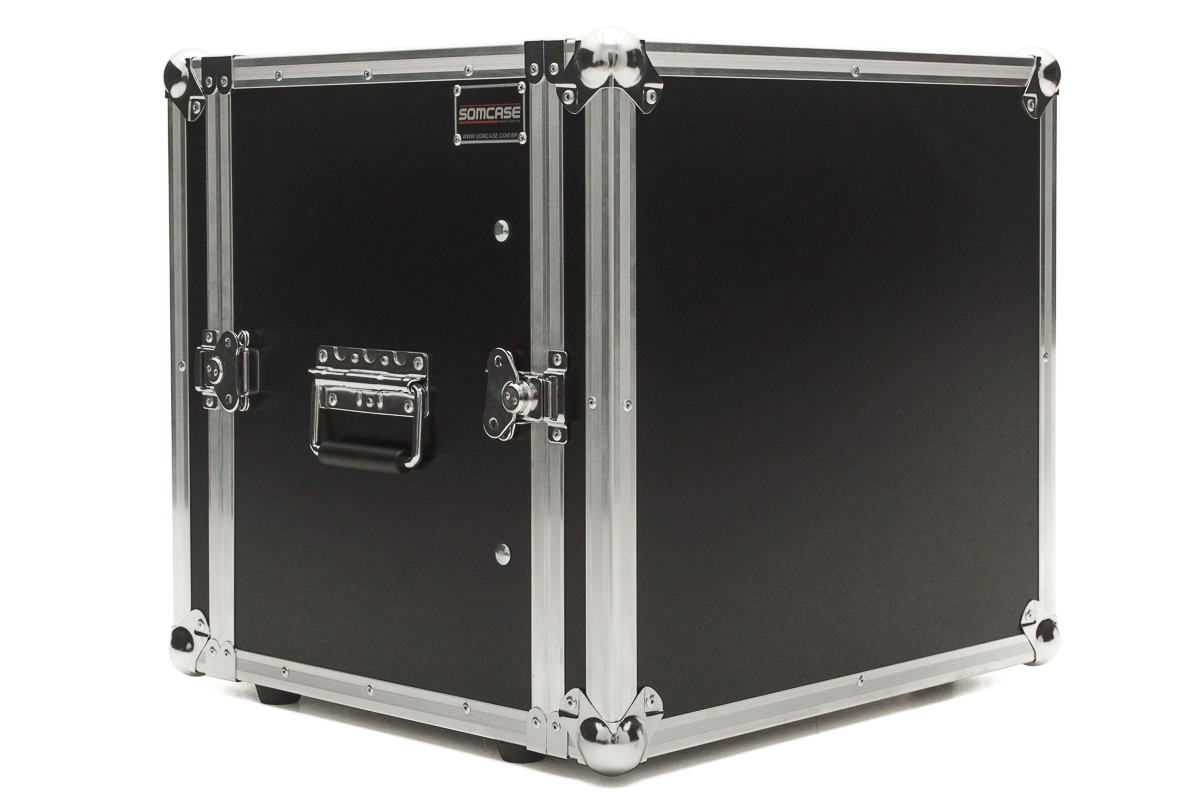 Hard Case Rack 9U Periféricos - EXT6