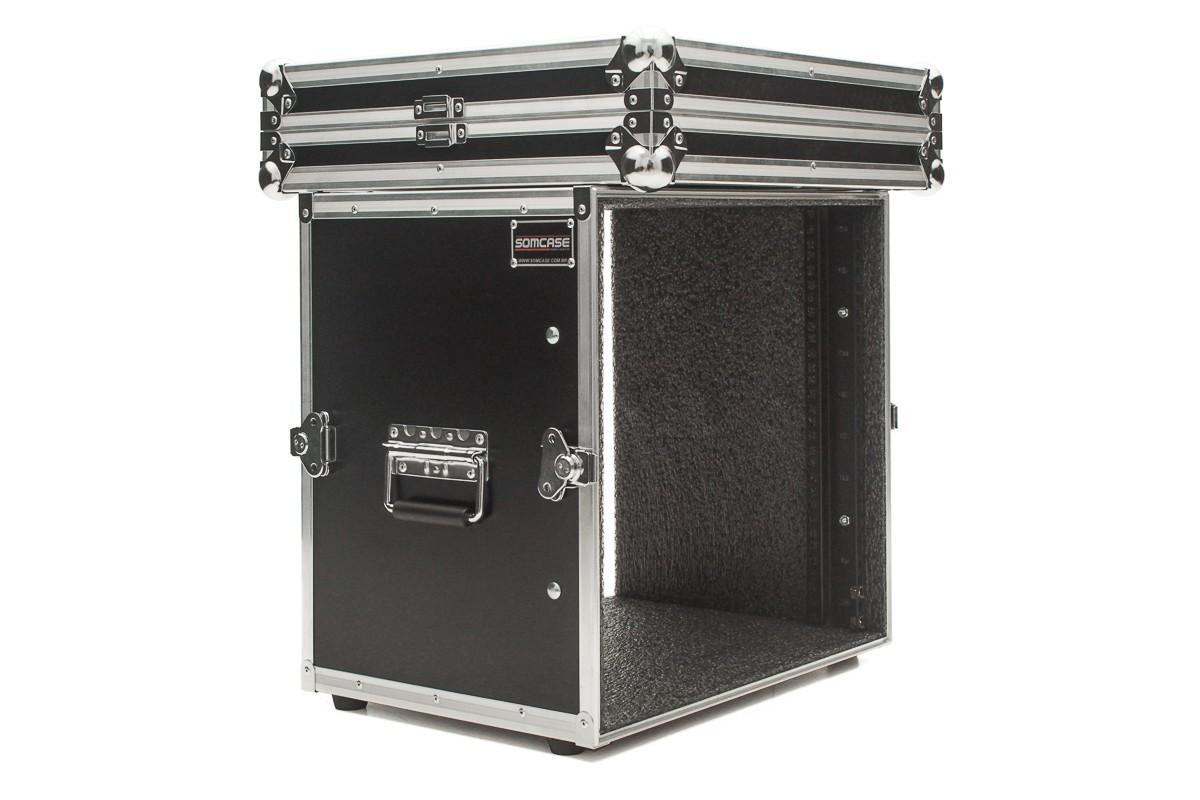 Hard Case Rack 9U Periféricos - EXT6