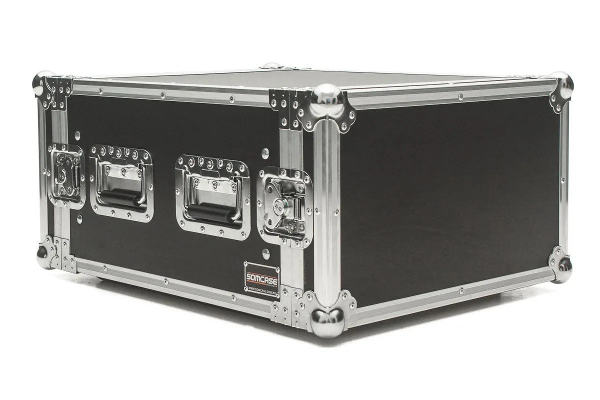 Hard Case Rack Amplificadores Potência ( A-34cm )