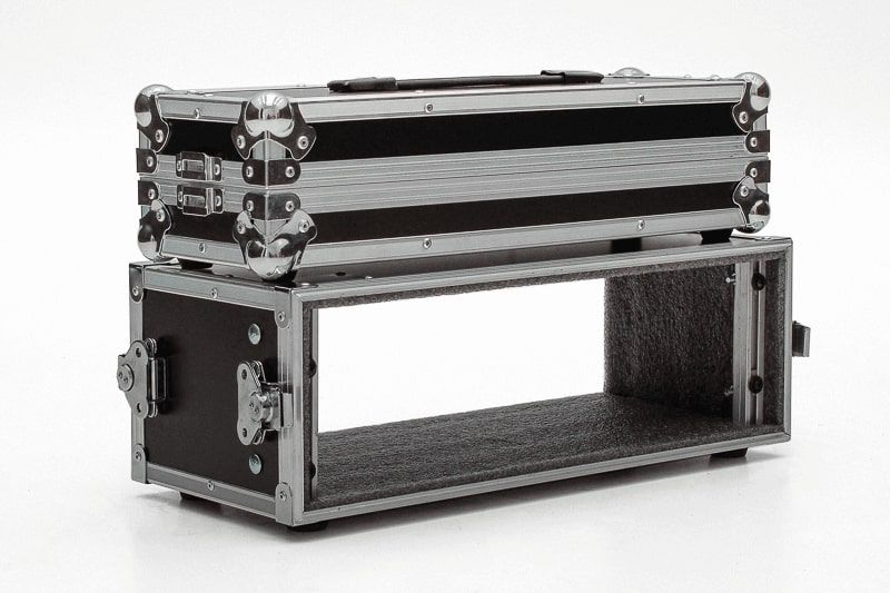 Hard Case Rack Mesa Behringer XR16  - SOMCASE