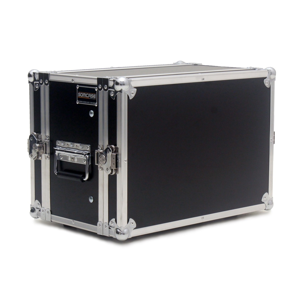 Hard Case Rack Mesa Soundcraft Mixer Ui16 + 3U