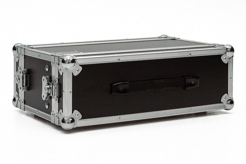 Hard Case Rack Mesa Soundcraft Mixer Ui16  - SOMCASE