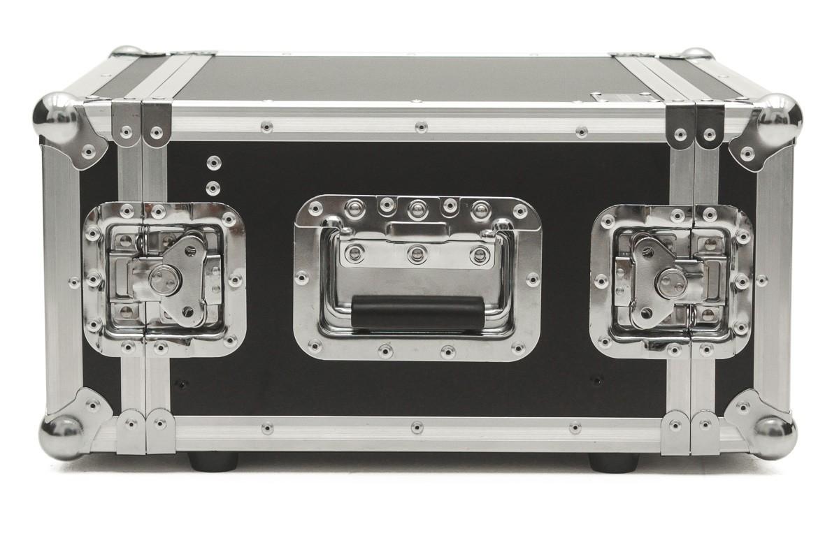 Hard Case Rack Mesa Soundcraft Mixer Ui16 c/ Gaveta - EMB6