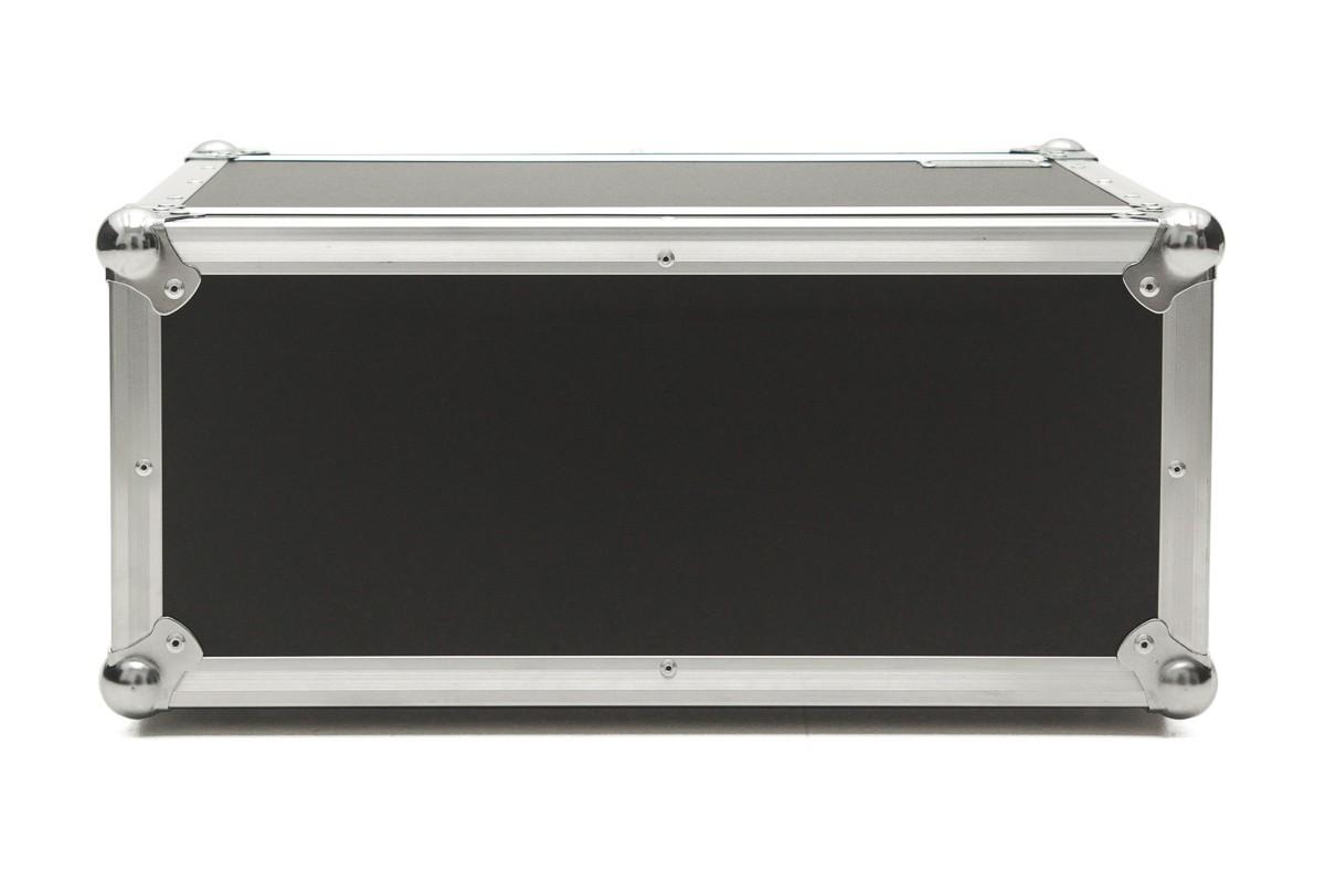 Hard Case Rack Mesa Soundcraft Mixer Ui24 c/ Gaveta - EMB6