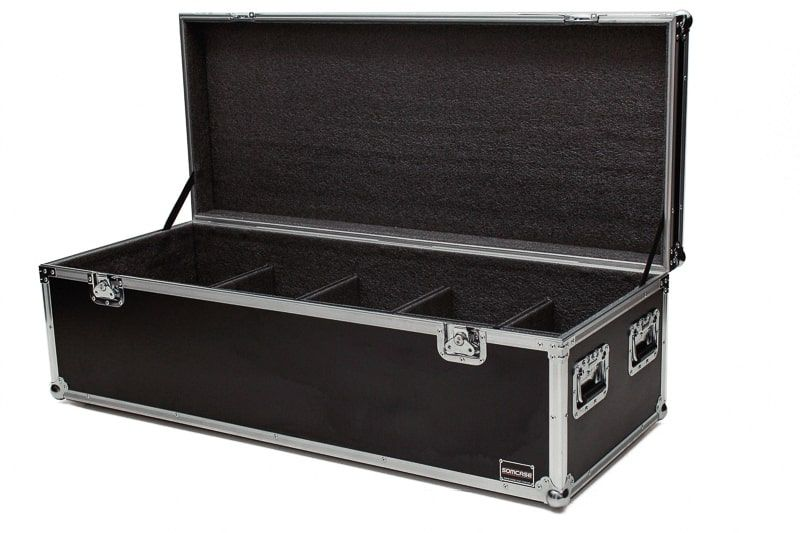 Hard Case Refletor Canhão Par Led 64 (10 Pç)  - SOMCASE