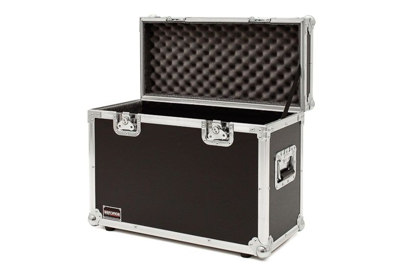 Hard Case Refletor Canhão PAR LED Slim (10 Pçs)