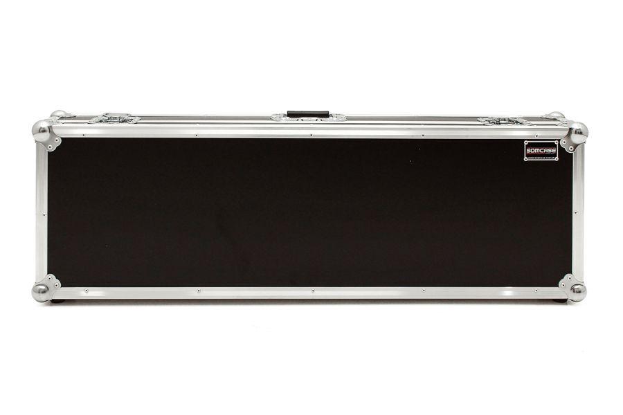 Hard Case Teclado Arranjador KORG PA600 - Emb6  - SOMCASE