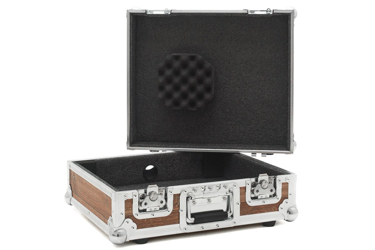 Hard Case Toca Disco Audio Technica AT-LP120-USB - Vintage  - SOMCASE