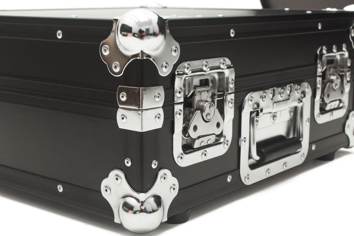 Hard Case Toca Disco Mk Reloop RP 8000 Mk2 Black/Chrome