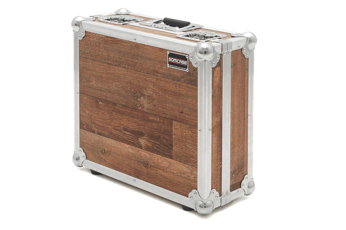 Hard Case Toca Disco Pioneer  PLX1000 - Vintage  - SOMCASE