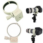 Anel Suporte Fixação Lente Canon 70-200 F4.0 ou 300 400 mm em Tripé