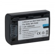 Bateria Para Câmeras Sony NP-FH50 Best Battery