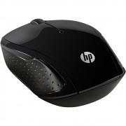 Mouse Sem Fio 1000dpi USB X200 OMAN PRETO HP