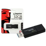PEN DRIVE USB 3.0 DT100G3/32GB DATATRAVELER 100 32GB KINGSTON
