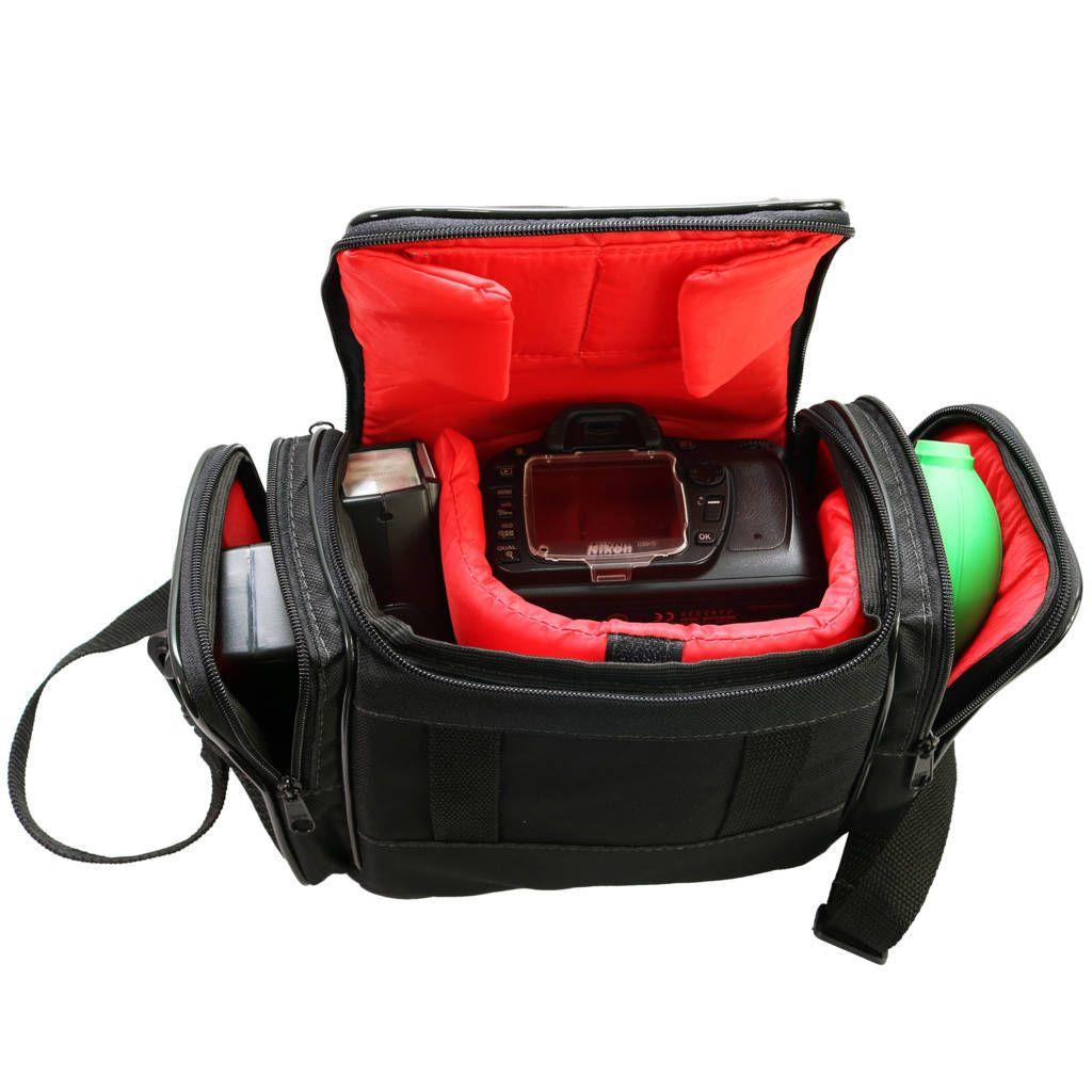Bolsa Mala Fotográfica ARM Case Maleta Fotógrafos Câmeras e Lentes