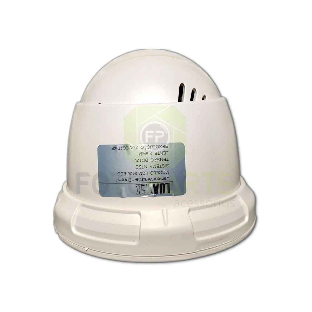 Câmera de Segurança 4 em 1 1080P Full HD Dome Luatek LCM-2420-ECO