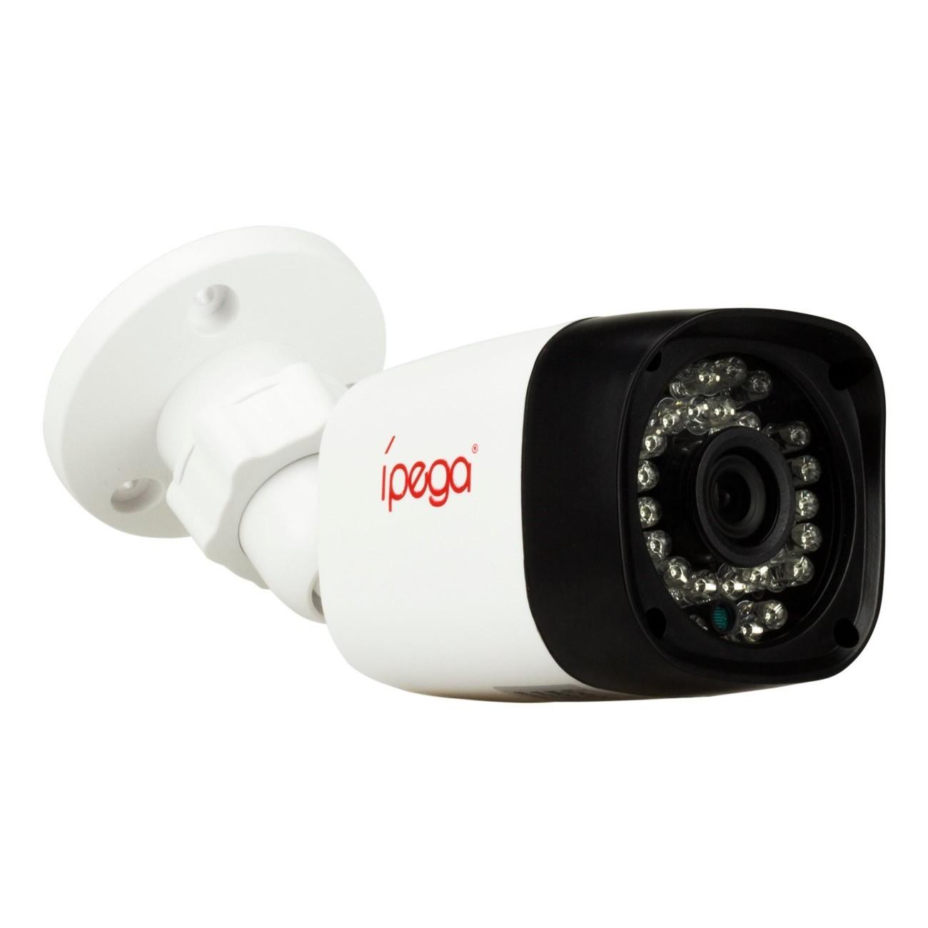 Câmera de Segurança Bullet AHD 1080p 2.0mp 3.6mm Ípega KP-CA134