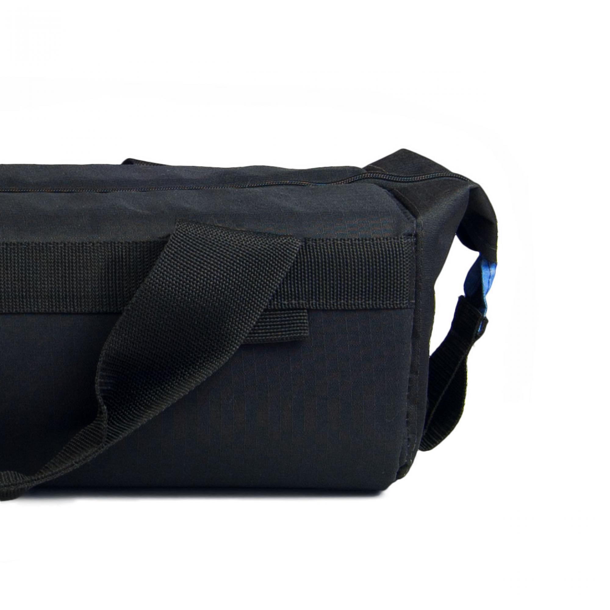 Capa Case Alhva 77cm ou Bag de Tripé ou Instrumento Musical ou Telescópio em Nylon Bolsa com Espuma Interna