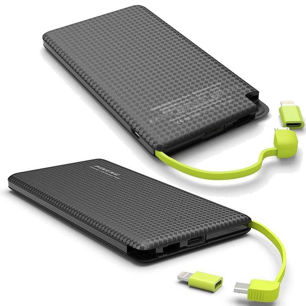 Carregador Portátil Power Bank Pineng ORIGINAL 10000mAh PN-951 PN951 Powerbank