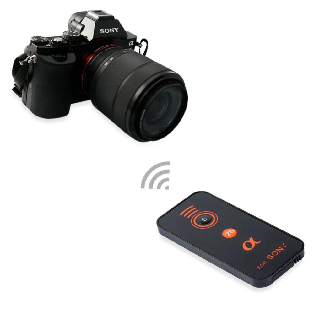 Controle Remoto Disparador de Fotografia ou Gravação Câmeras Sony RC-S