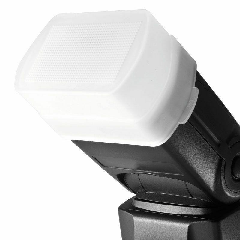 Difusor de Flash Copo de Encaixar Canon e Yongnuo 580EX 568EX 565EX 560EX 530EX V860 II