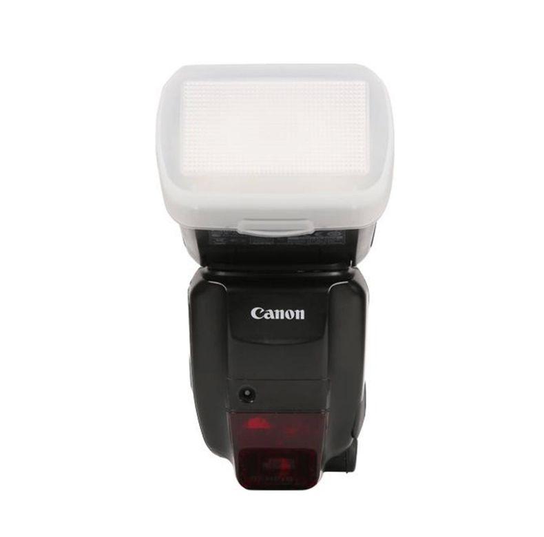 Difusor de Flash Copo de Encaixar Canon e Yongnuo 600EX 600EX-RT 565EX 568EX