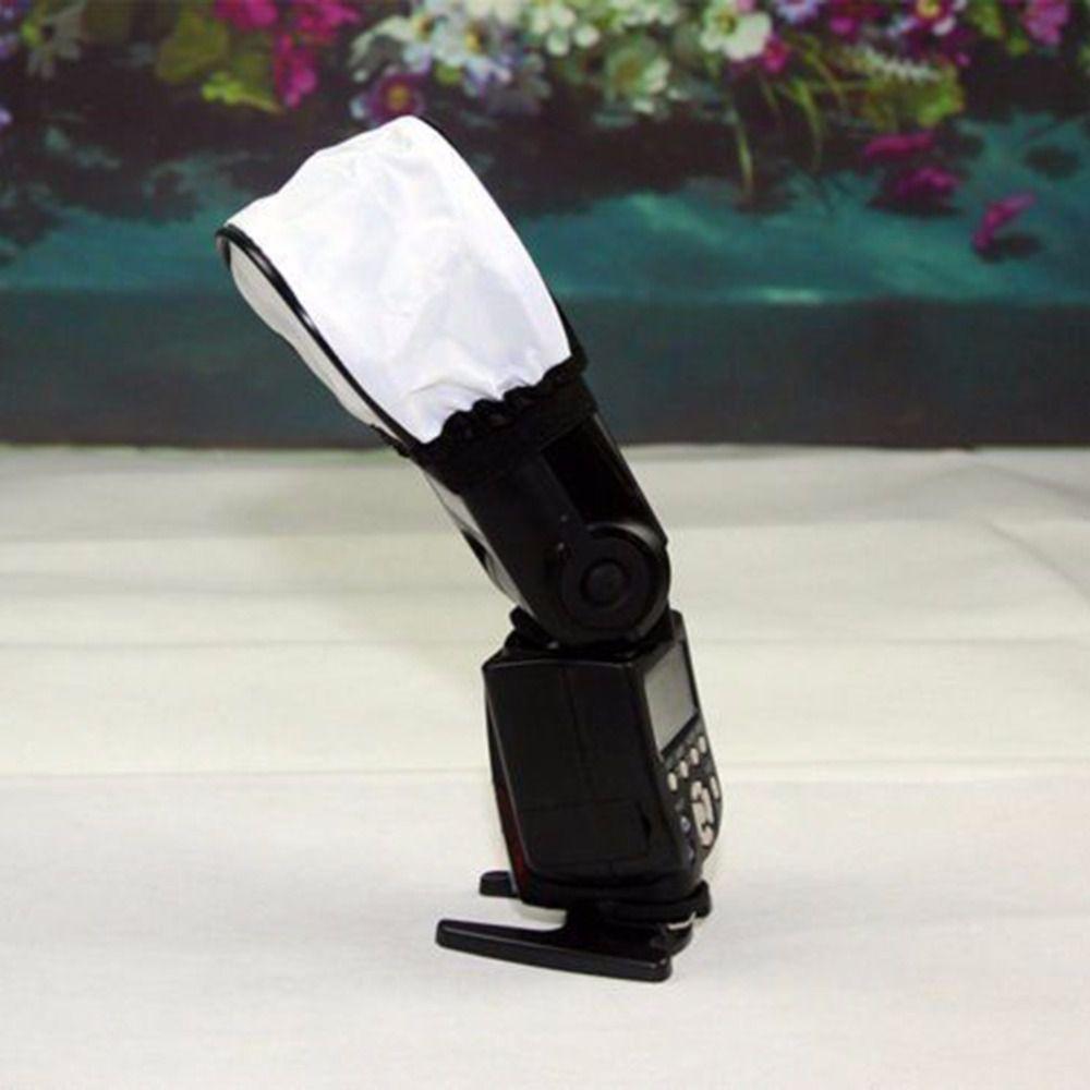 Difusor para Flash Softbox Softbag Tipo Luva Universal Luz Difusa Suave Ded Cases