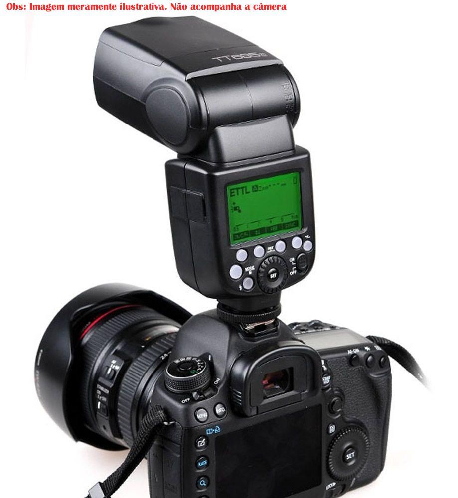 Flash Fotográfico Godox Original TT685 C TTL TT685C para Canon