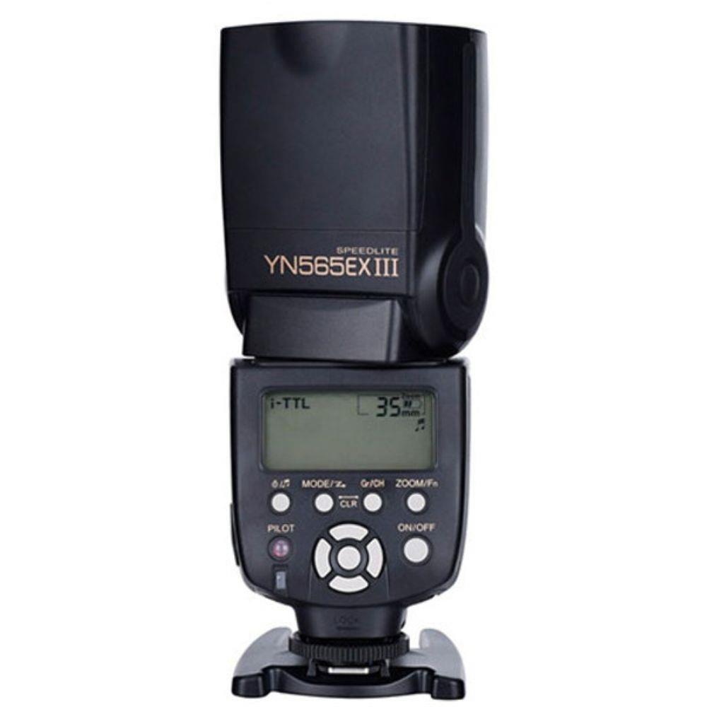 Flash Fotográfico Yongnuo Original YN565 EX III TTL 565EXIII para Nikon