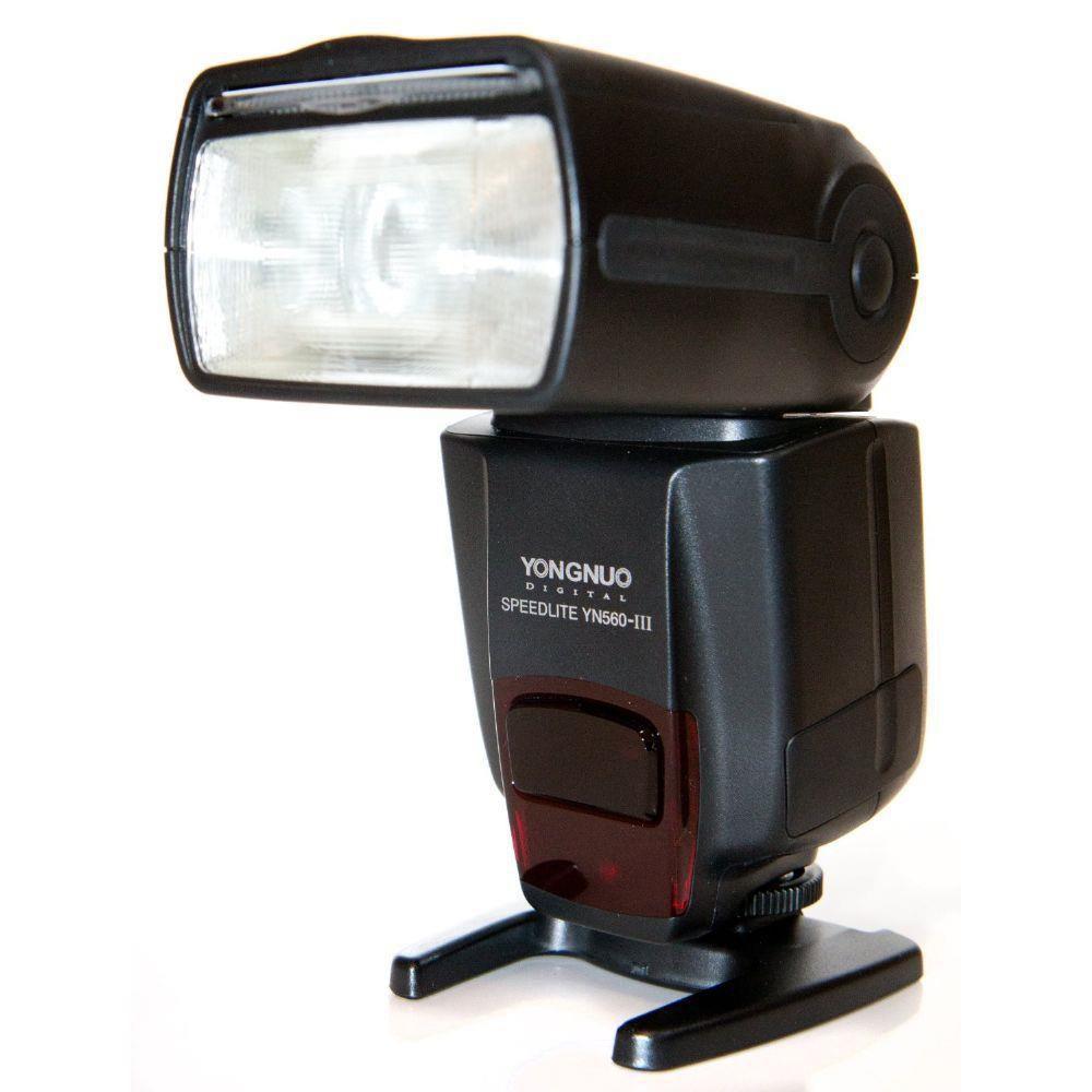 Flash Yongnuo Original YN560 III Manual Sem TTL Canon Nikon Sony Etc (Universal)