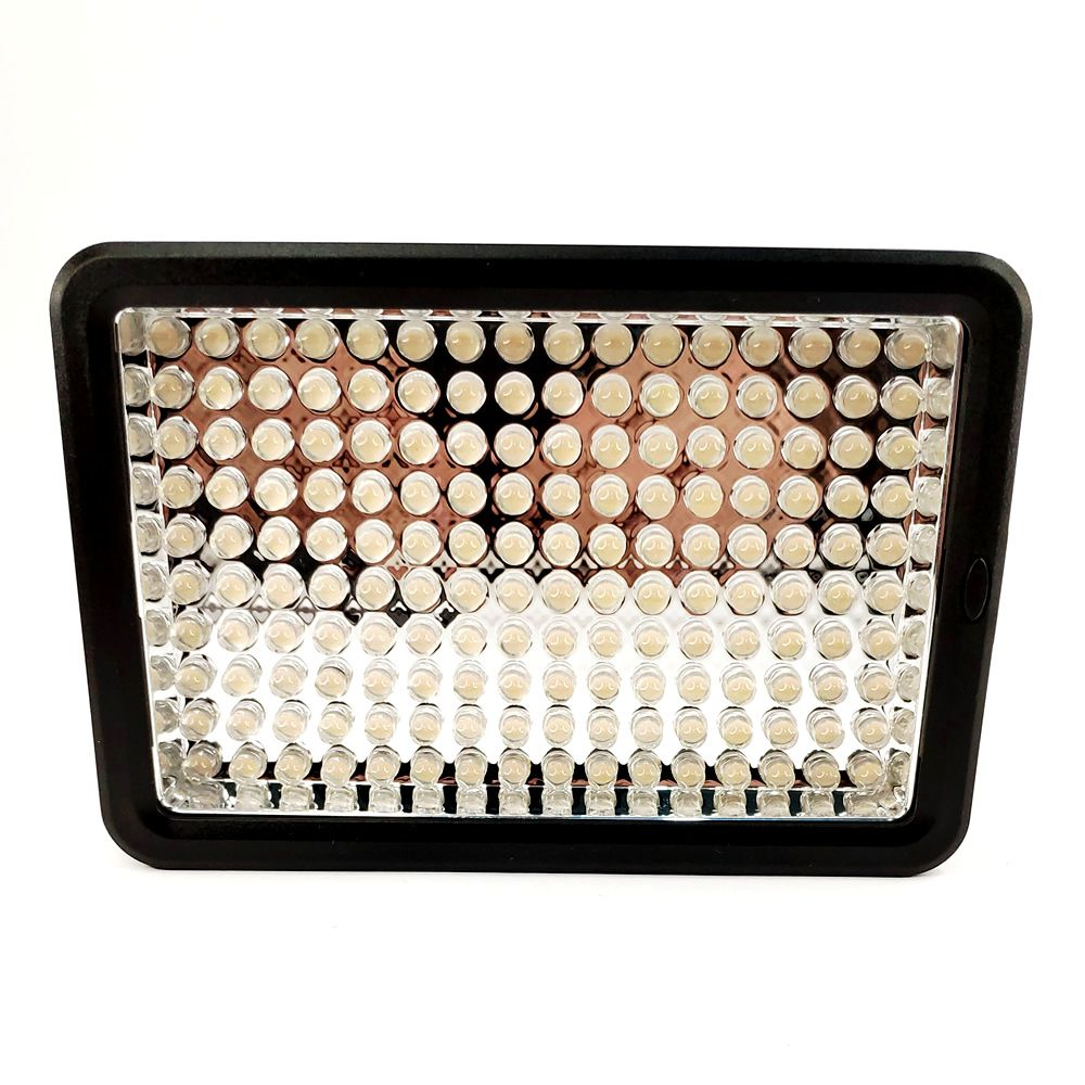 Iluminador ou Painel 160 Led Fotografia e Vídeo Com Dimmer Fotoparts