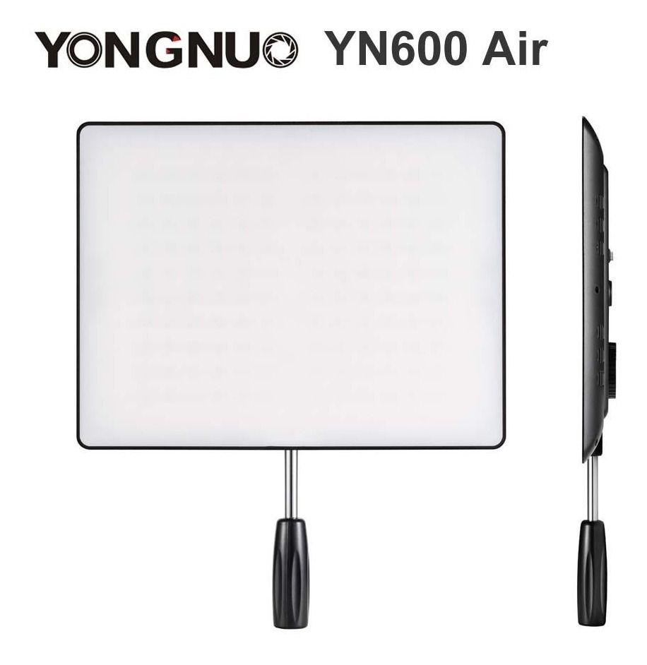Iluminador Painel Led Yongnuo YN600 Air 600 leds Original
