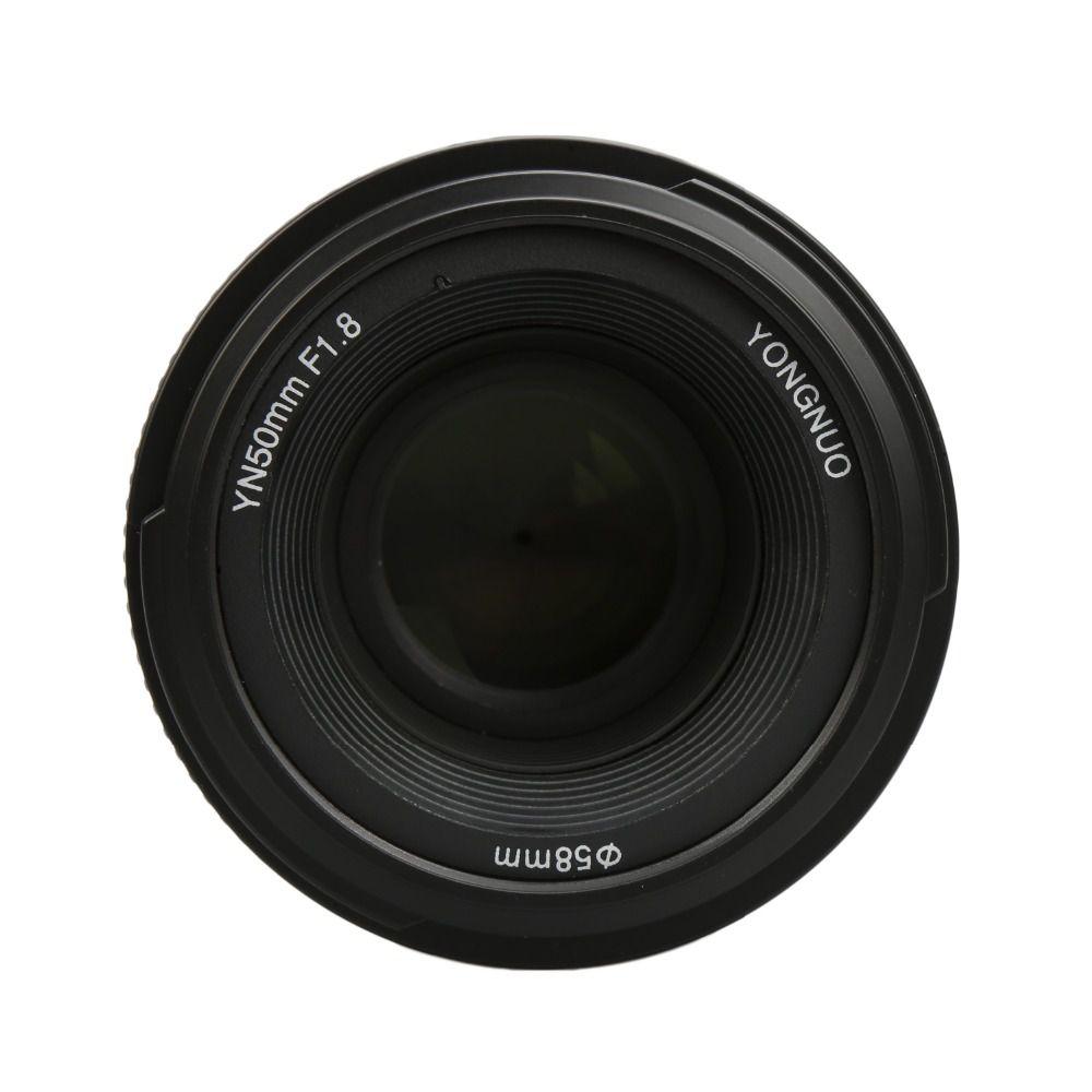 Lente Yongnuo 50mm F 1.8 Original para Nikon f/1.8 YN50mm F1.8N